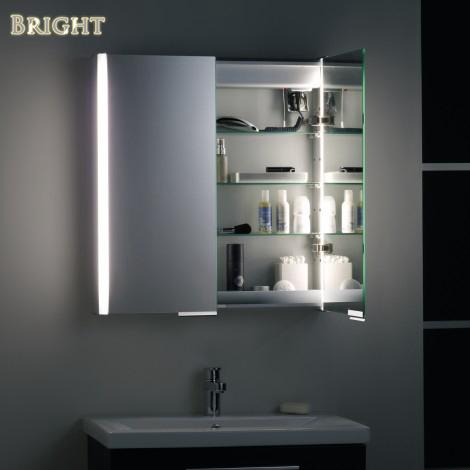 Modern Led Lighted Medicine Cabinet China Led Bathroom